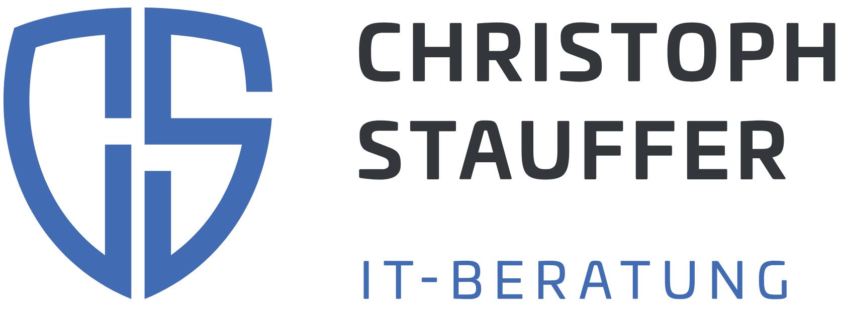 Logo Christoph Stauffer